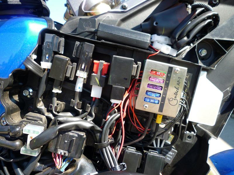 bmw gs 1200 adventure fuse box   30 wiring diagram images